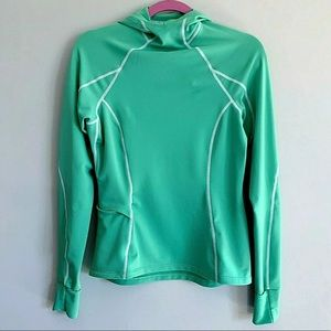 Sugoi Pullover Cycling Pullover Ponytail Hoodie